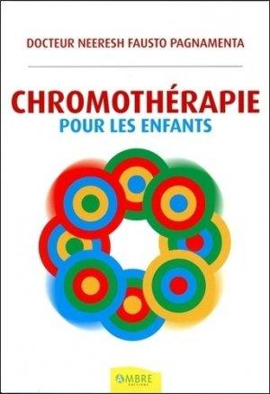 Chromothérapie pour les enfants - ambre  - 9782846390880