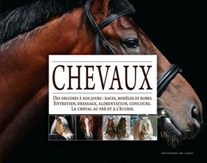 Chevaux - de lodi editions - 9782846904957 -