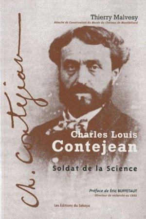 Charles Louis Contejean - du sekoya - 9782847510751 -
