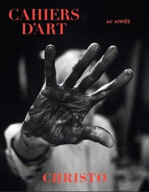 Christo - Cahiers D'art - 9782851173164 -