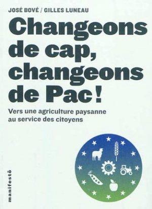 Changeons de cap, changeons de Pac ! - alternatives - 9782862276830