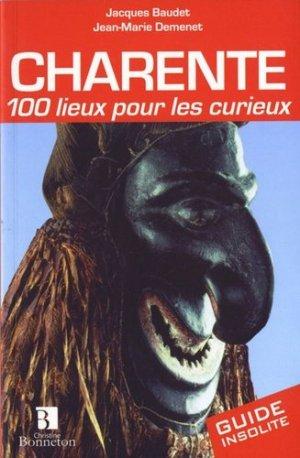 Charente - christine bonneton - 9782862535289 -