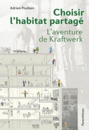 Choisir l'habitat partagé - parentheses - 9782863643259 -