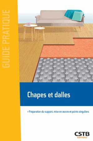 Chapes et dalles - cstb - 9782868916600 -