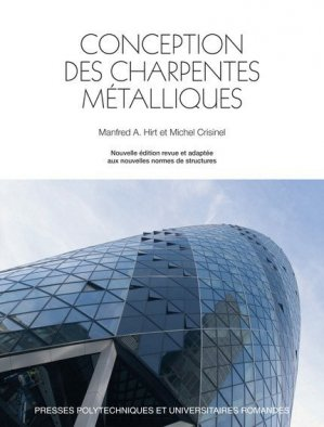 Charpentes métalliques - ppur -  presses polytechniques et universitaires romandes - 9782889153251 -