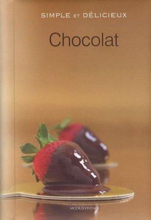 Chocolat - Modus Vivendi - 9782895236771 -