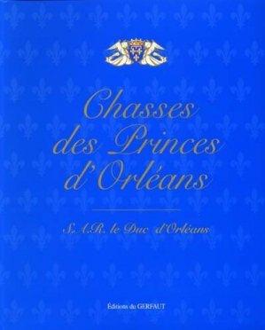 Chasses des Princes d'Orléans - gerfaut - 9782901196846 -