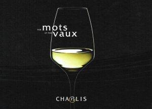 Chablis : par Mots et par Vaux - bivb - 9782906662056 -