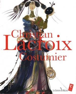 Christian Lacroix, Costumier - Editions du Mécène - 9782907970761 -