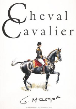 Cheval cavalier - cheminements - 9782909757070 -