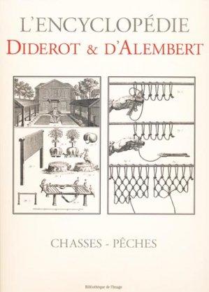 Chasses-Pêches - bibliothèque de l'image - 9782914239790 -