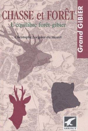 Chasse et forêt - gerfaut - 9782914622257 -