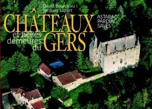 Château et belles demeures du Gers - du val d'adour - 9782914678360 -