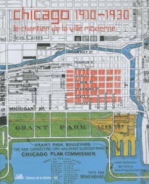 Chicago 1910-1930 - de la villette - 9782915456448 -