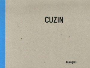 Christophe Cuzin - Analogues - 9782915772067 -