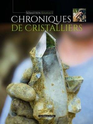 Chroniques de cristalliers - du piat - 9782917198278 -