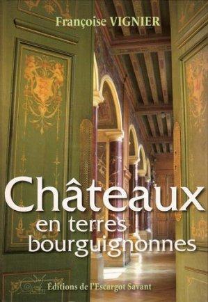 Châteaux en terres bourguignonnes - de l'escargot savant - 9782918299349 -