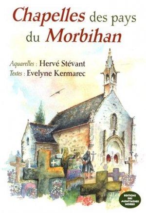 Chapelles des pays du Morbihan - montagnes noires - 9782919305940 -