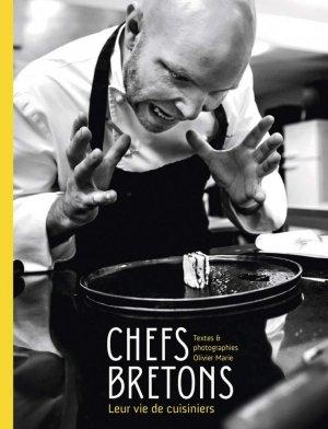 Chefs bretons - Les Editions du Coin de la Rue - 9782954252186 -