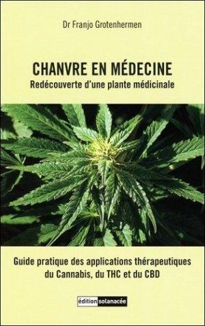Chanvre en médecine - solanacee - 9783037885437 -