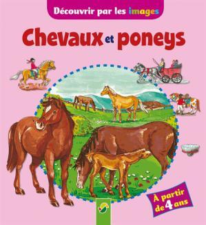 Chevaux et poneys - schwager & steinlein - 9783849912338 -