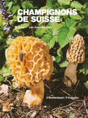 Champignons de Suisse Tome 1 - mykologia luzern - 9783856041113 -