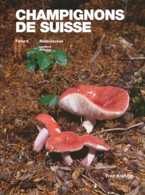 Champignons de Suisse Tome 6 - mykologia luzern - 9783856041601 -