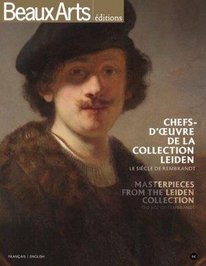 Chefs-d'oeuvre de la collection Leiden. Le siècle de Rembrandt, Edition bilingue français-anglais - beaux arts - 9791020403643 -