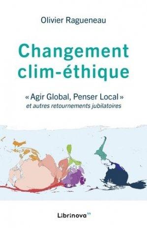 Changement clim-éthique - Librinova - 9791026260790 -