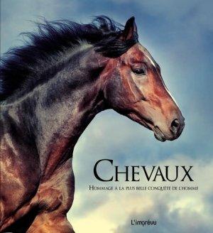 Chevaux - de l'imprevu - 9791029507847 -