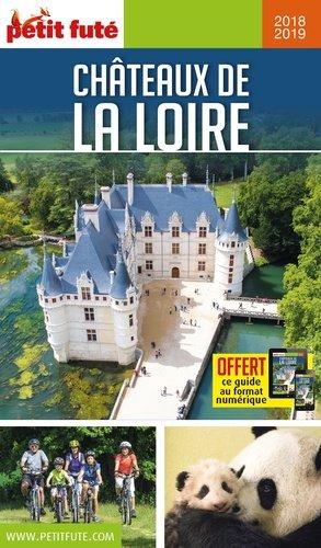 Chateaux de la loire 2018-2019 - le petit fute - 9791033191957 -