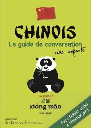 Chinois, le guide de conversation des enfants - bonhomme de chemin - 9791092714364 -