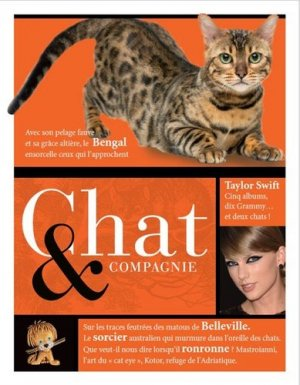 Chat & Compagnie. N° 2 - Editions de la Chamade - 9791096313013 -