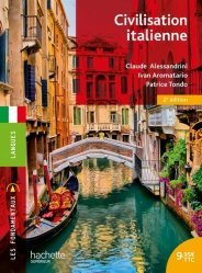Civilisation italienne - Hachette Supérieur - 9782017009818 -
