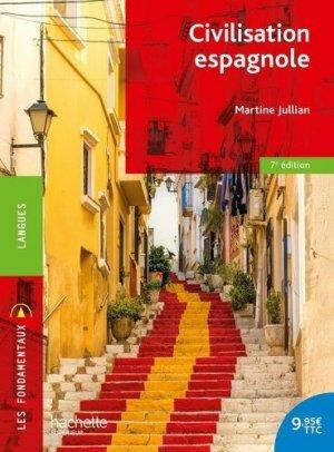 Civilisation espagnole - hachette - 9782017026020 -
