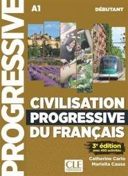 Civilisation Progressive du Français - Débutant 3ED - cle international - 9782090382020 -