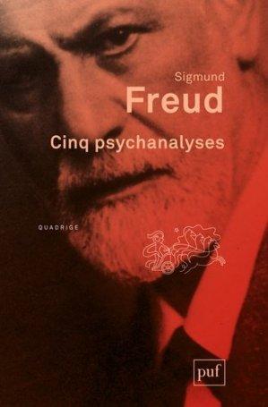 Cinq psychanalyses - puf - presses universitaires de france - 9782130630401 -