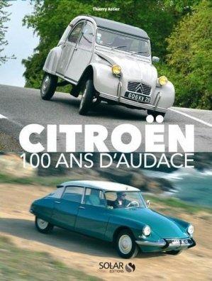 Citroën - Solar - 9782263162053 -
