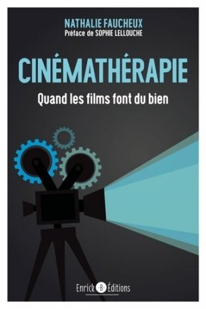 Cinémathérapie - enrick b - 9782356443830 -