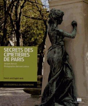 Cimetières de Paris - massin - 9782707207630 -