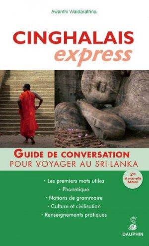 Cinghalais Express (4e Edition) NED - dauphin - 9782716314503