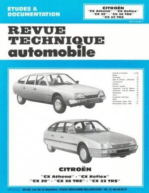 Citroën - etai - editions techniques pour l'automobile et l'industrie - 9782726839546 -