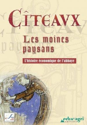 Cîteaux, les moines paysans : histoire économique de l'abbaye (DVD) - educagri - 9782844445087 -