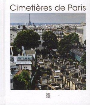 Cimetières de Paris - Editions de l'Acanthe - 9782849421123 -