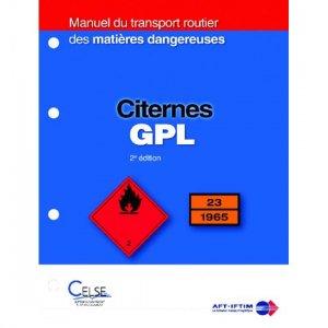 Citernes GPL - celse - 9782850093432 -