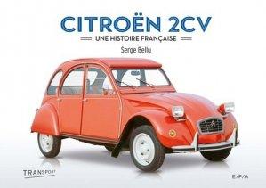 Citroën 2 CV - epa - 9782851209269 -