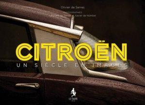 Citroën 100 ans - le faune - 9782955589250