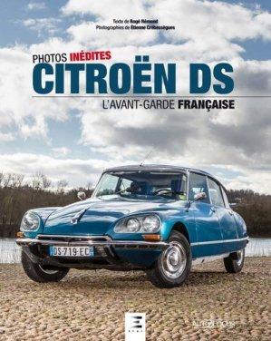 Citroen DS, l'avant-garde francaise - etai - editions techniques pour l'automobile et l'industrie - 9791028303822 -