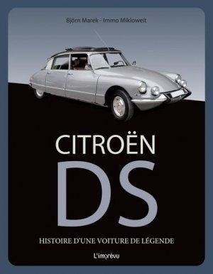 Citroën DS - de l'imprevu - 9791029509032 -