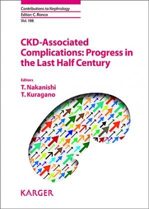 CKD-Associated Complications: Progress in the Last Half Century - karger  - 9783318064230 -